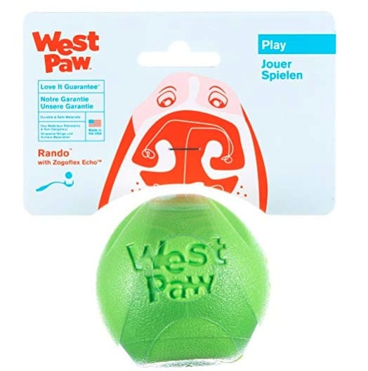 Made in USA Dog Supplies: West Paw dog toys #dogs #pets #usalovelisted