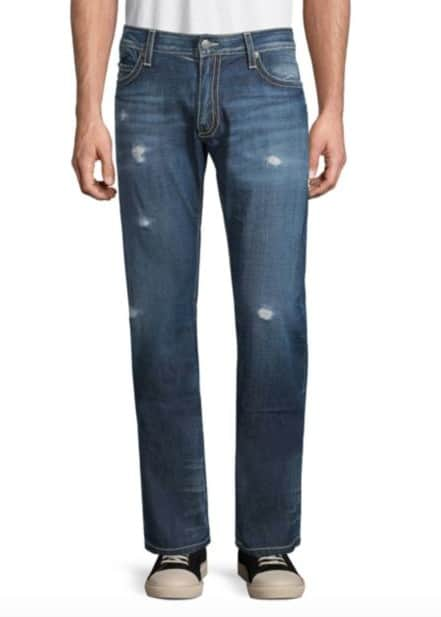 American made jeans for men and women: Robin's Jean