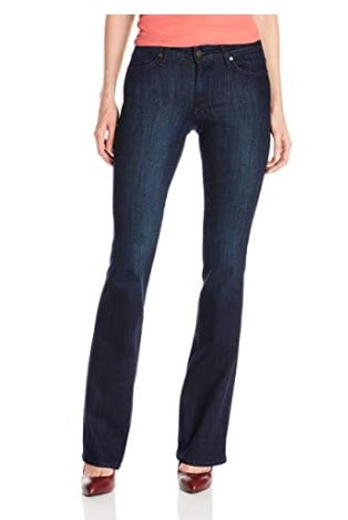 American made jeans: CJ by Cookie Johnson #usalovelisted #madeinUSA #jeans #fashion