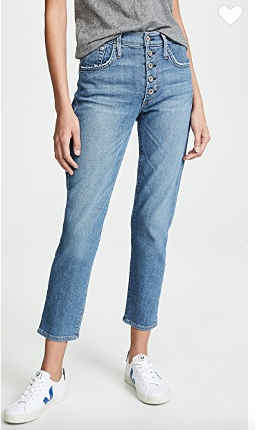 American made jeans: James Jeans for women #usalovelisted #jeans #fashion