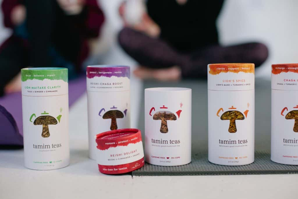 Tamim Teas - Mushroom Coffee from American Farms and Woman Owned #mushroomcoffee #adoptogenic #adoptogen #americanowned #madeinusa #antiinflammatory