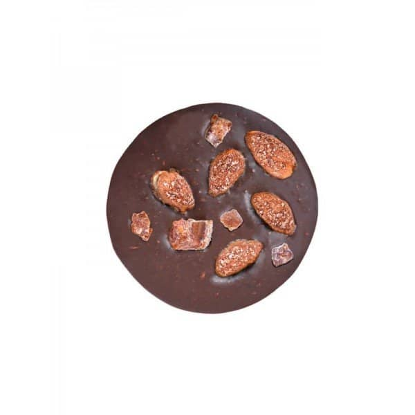 Chuao Chocolate Moon Bark - Vegan, Gluten-, Soy-Free, Paleo Chocolate -