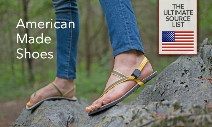 American Made Shoes: The Ultimate Source List USA Love List