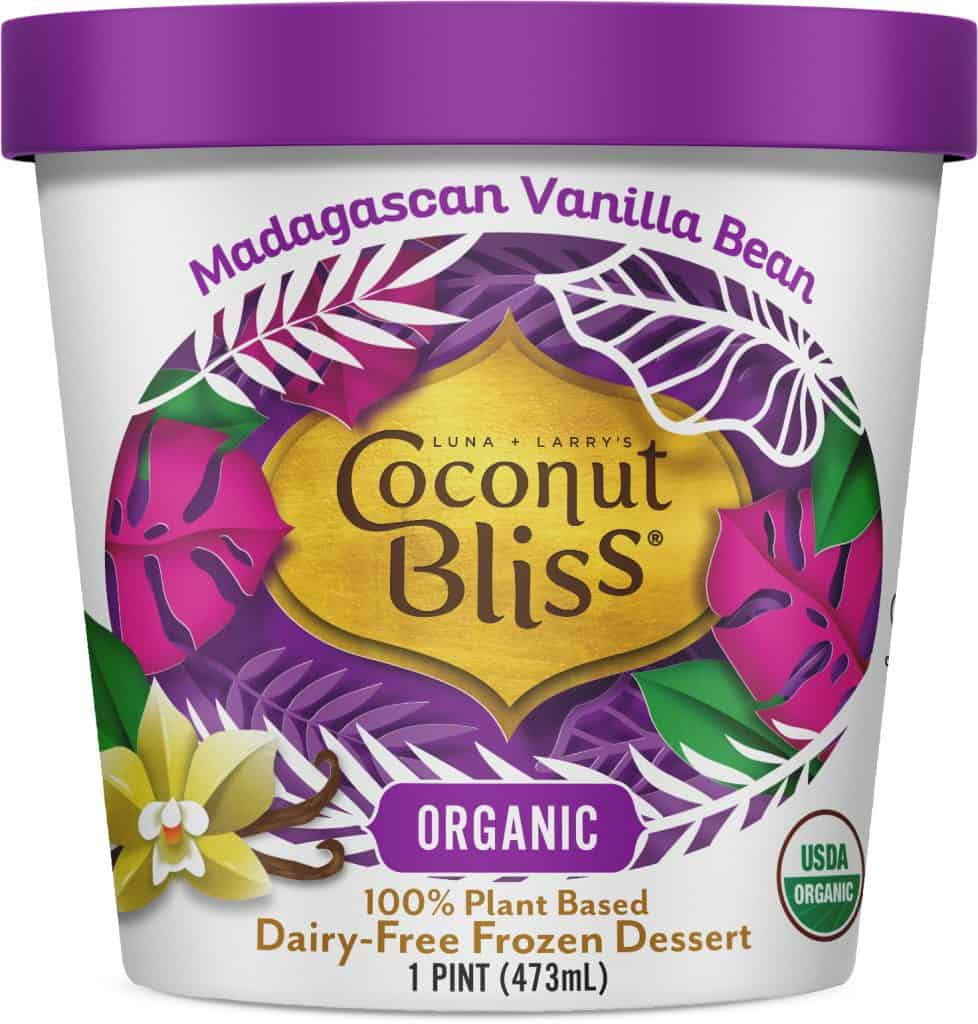Coconut Bliss - American Made and One of Our Favorite Vegan Ice Cream