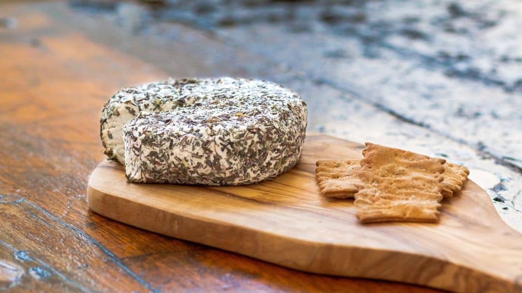 Nut-Free Dairy-Free Vegan Cheese from Spero Foods - DELICIOUS and Made in USA from Sunflower Seeds and Coconut Oil