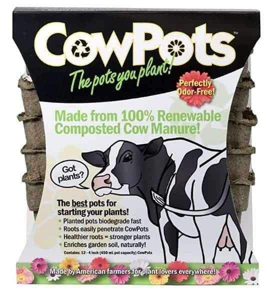 Made in USA Gardening Supplies: CopPots #gardening #garden #usalovelisted