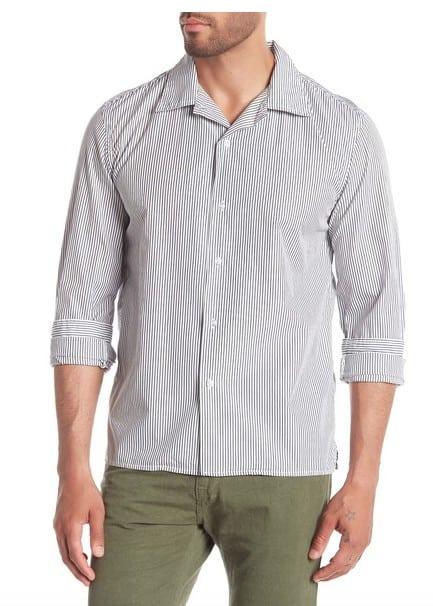 Made in USA men's fashion dress shirts: Save Khaki dress shirts #usalovelisted #madeinUSA
