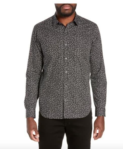 Made in USA mens fashion dress shirts: Jeff fitted dress shirts #usalovelisted