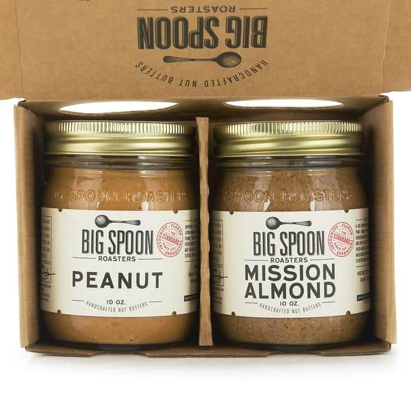 Gifts for the Foodie: Big Spoon Roasters Nut Butters from Durham, North Carolina
