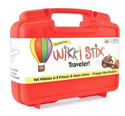Road Trips With Kids: Wikki Stix Traveler #usalovelisted #travel #kids #roadtrip