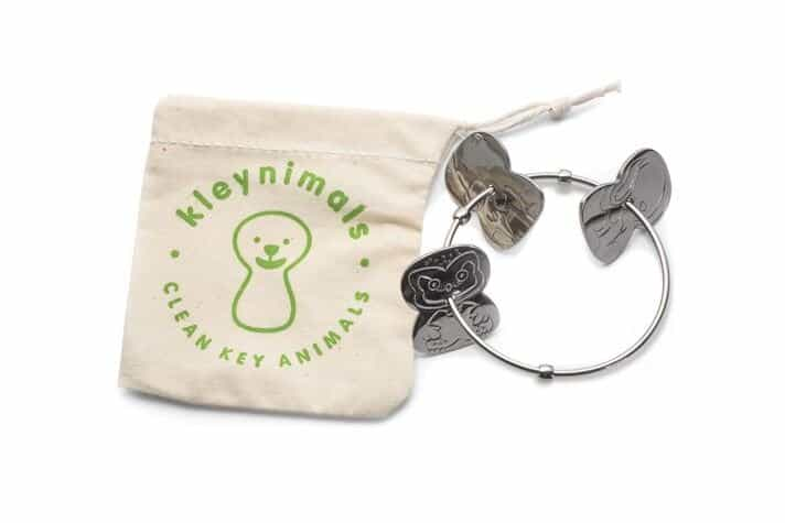 Non-Toxic American Made Rattles and Jangles from Kleynimals for Babies