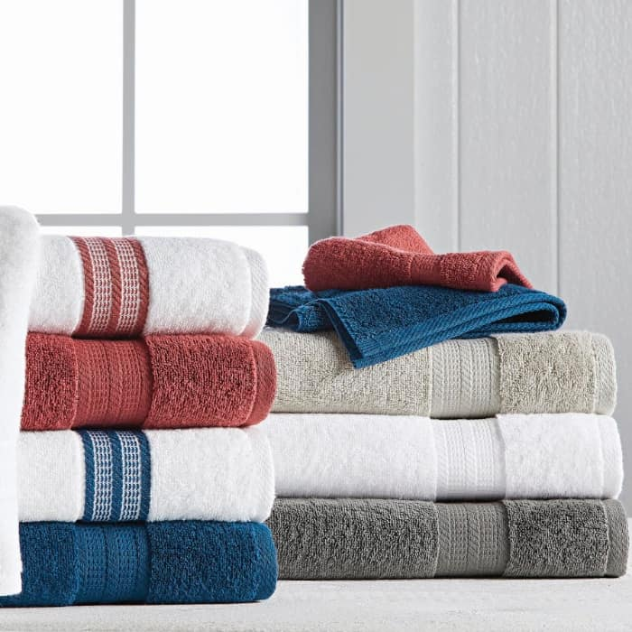 American Made Collection by Better Homes & Gardens available at Walmart #usalovelsited #madeinUSA #towels