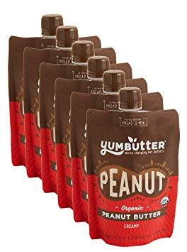Yumbutter's Organic Superfood Peanut Butter