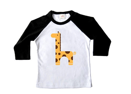 Made in USA Clothing for Kids: Colette Kids Ts for toddlers