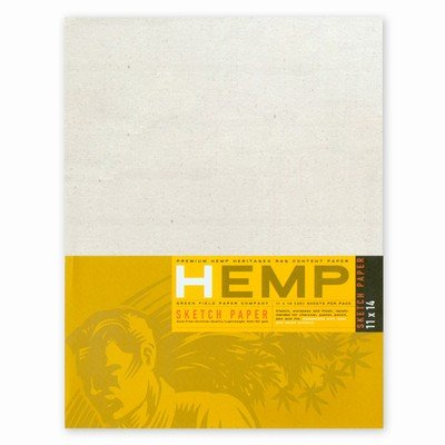 Hemp Heritiage Paper Products by Greenfield Paper Company