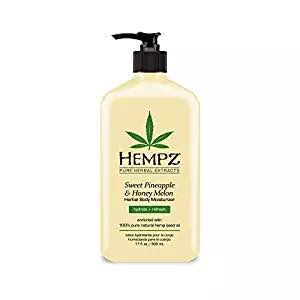 Bodycare Products by Hempz