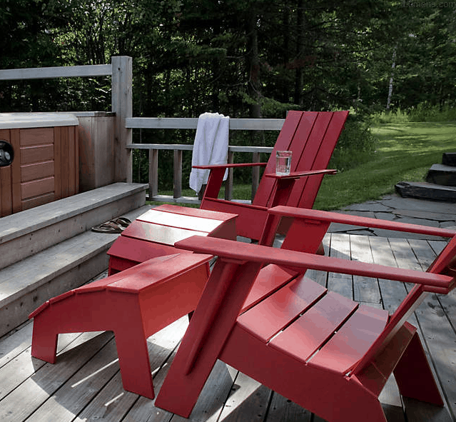 Made in Minnesota: Loll Designs Outdoor furniture #usalovelisted #minnesota #madeinUSA