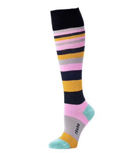Made in USA women's clothing: Zkano socks  15% off Zkano American made socks with code USALOVE. No expiration date.