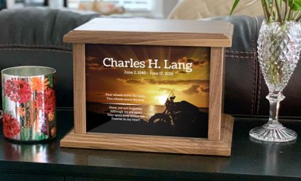 Made in USA Spotlight: Green Meadow Memorials Wood Cremation Urns