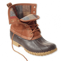 L.L. Bean Boots- The Authentic Duck Boot