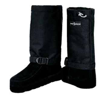 Made in USA Men's Boots: Steger Mukluks extreme cold weather boots #usalovelisted
