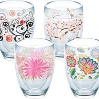 Tervis Tumbler 4 Pack 9oz Stemless Wine Glass