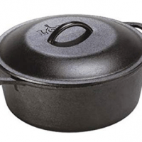 Lodge Cast Iron Dutch Oven