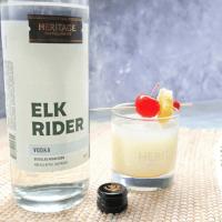 Elk Rider | Distilled in Washington & Oregon