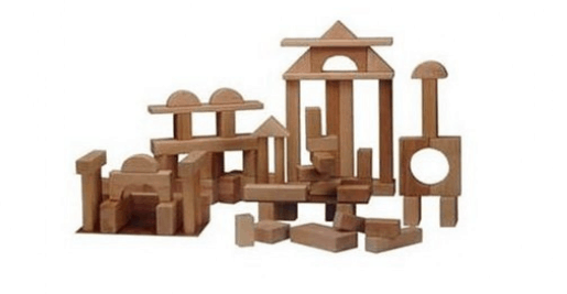 Made in USA Building Toys for Kids: BEKA blocks #usalovelisted