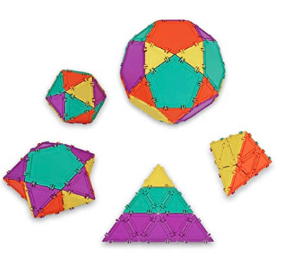 Made in USA BuildingToys for Kids: Geometiles #usalovelisted #toys #gifts