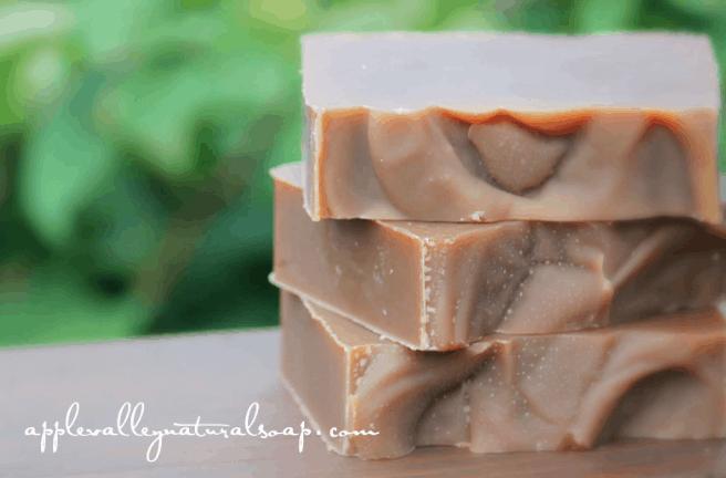 Gifts for Tea Lovers: Apple Valley Natural Soap Masala Chai Shampoo Bar #usalovelisted #tea #shampoobar