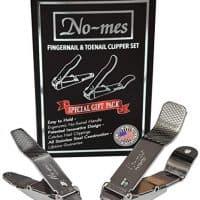 No-Mes Nail Clipper Gift Set, $29