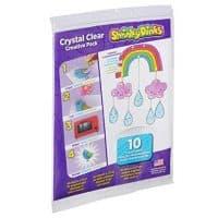 Shrinky Dinks Crystal Clear Creative Pack