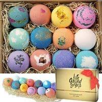 Life Around 2Angels Bath Bombs Gift Set, $27