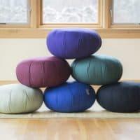 Zafu Meditation Cushion - Carolina Morning Designs™