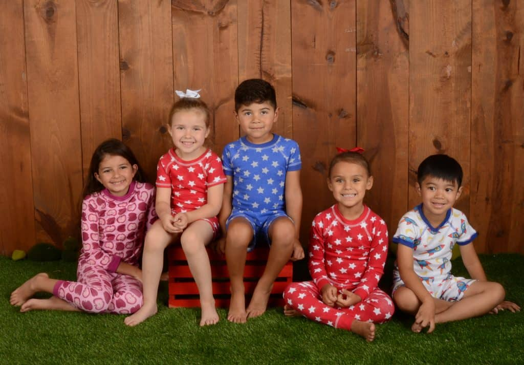 Best Gifts for Kids: Brian the Pekingese organic childrens pajamas #usalovelisted #madeinUSA #organic