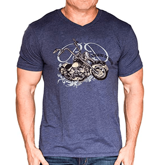 Made in USA Men's Clothing Brands: Bullet Blues fashion T's, jeans, and tops #usalovelisted #mensfashion #mensclothing