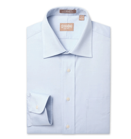 Made in USA Men's Clothing Brands: Gitman Bros fashion dress shirts #usalovelisted #mensfashion #dressshirts
