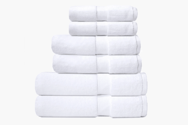 American Made Bath Essentials: Authenticity50 luxury spa bath towels #usalovelisted