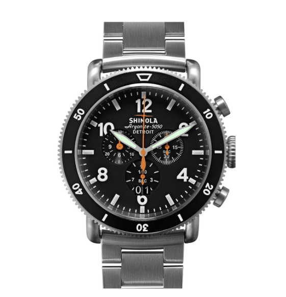 Luxury Gifts for Men: Shinola watches #usalovelist #giftsformen #luxury