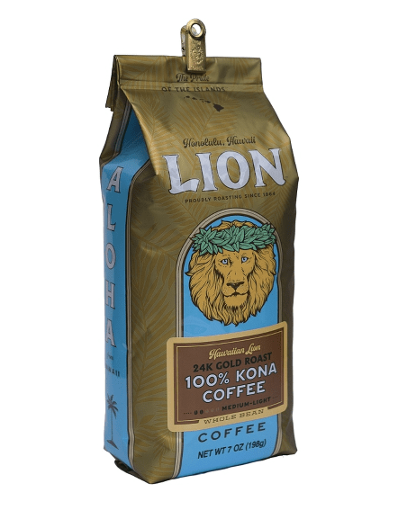 Gifts for Coffee Lovers: LION Kona Coffee #madeinHawaii #usalovelisted