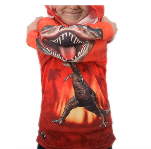Clothing Gifts for Kids: Mouthman hoodies #madeinUSA #usalovelisted #giftsforkids