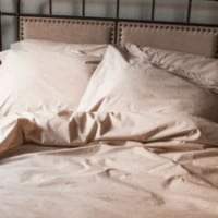 Organic Cotton Bedding, American Blossom Linens