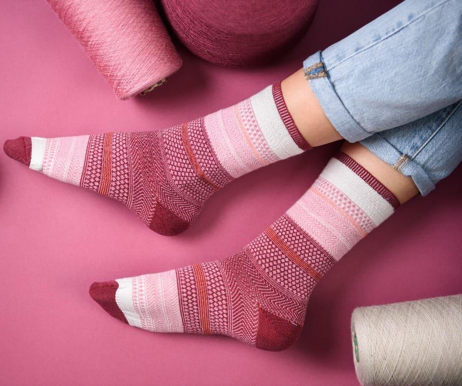 Stylish American Made Socks for Men and Women - Sockwell Socks