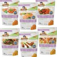 Bambino's Frozen Baby Food