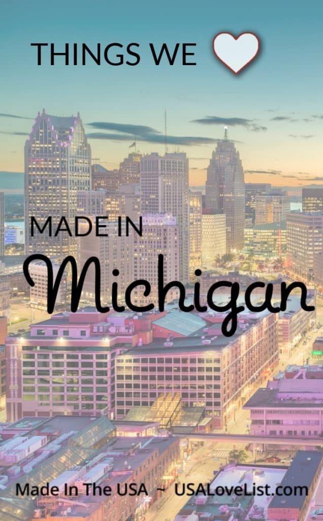 Stuff We Love, Made in Michigan featuring Michigan Mittens#Michigan #usalovelisted