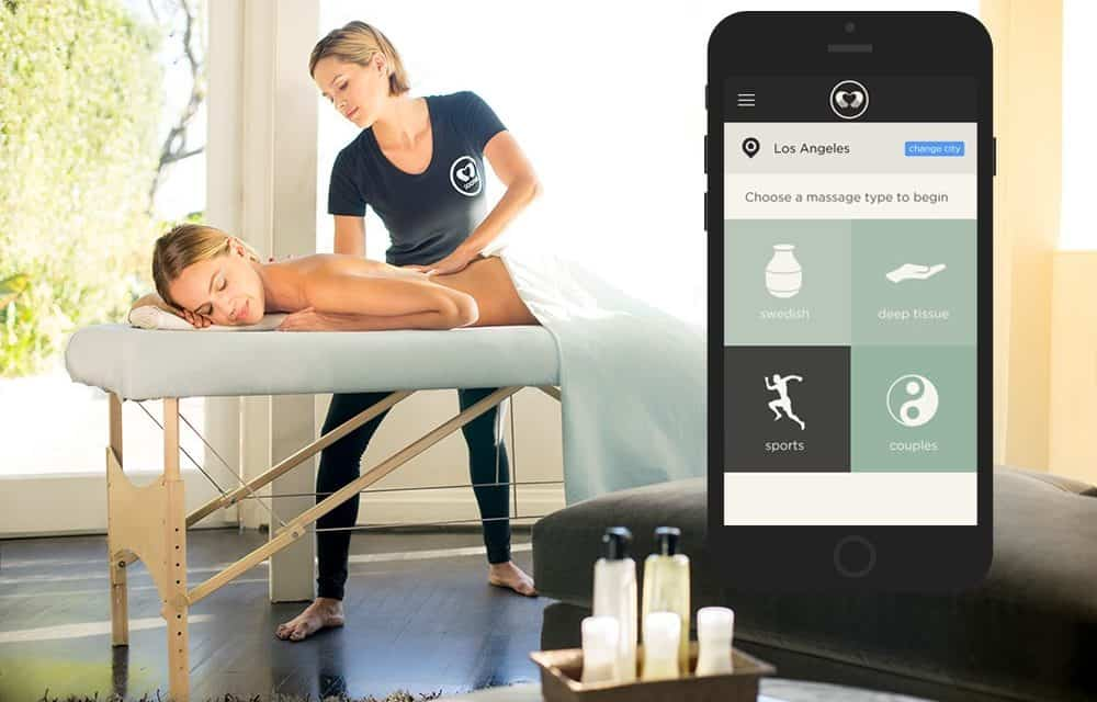 Giveaway: Order Up A Massage That Comes To You from Soothe