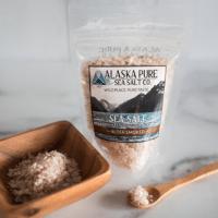 Alaska Pure Sea Salt Co. Infused Flake Sea Salt