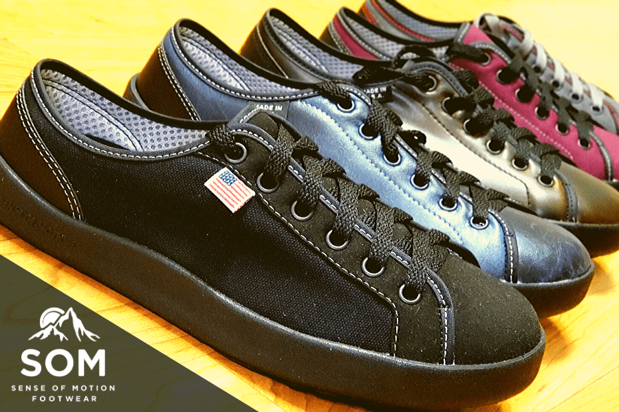 Shoes made in USA: SOM Footwear sneakers #usalovelisted #sneakers #shoes