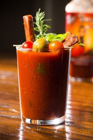 Circle C Ranch Free Range Pork and Foodie Goodies : Top Tomato Bloody Mary Mix #usalovelisted #foodie #bloodymary #CircleBRanch